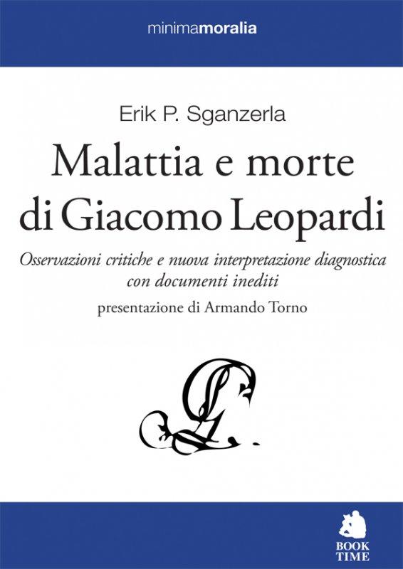 Malattia e morte di Giacomo Leopardi