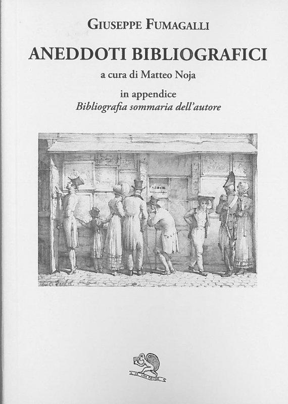 Aneddoti bibliografici