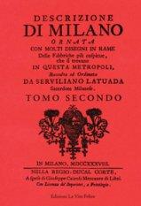 Descrizione di Milano II (Rilegato)