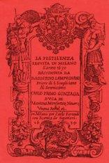 La pestilenza seguita in Milano l'anno 1630