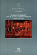 Processi Formativi - Qualità ed etica della valutazione