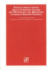 Studi di storia e critica della letteratura italiana dell'Ottocento e del Novecento in onore di Giuseppe Farinelli