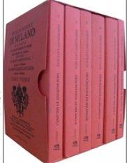 Descrizione di Milano [cofanetto 5 tomi ril]