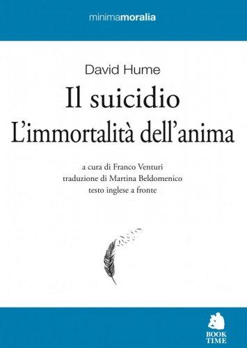 Il suicidio - L'immortalità dell'anima