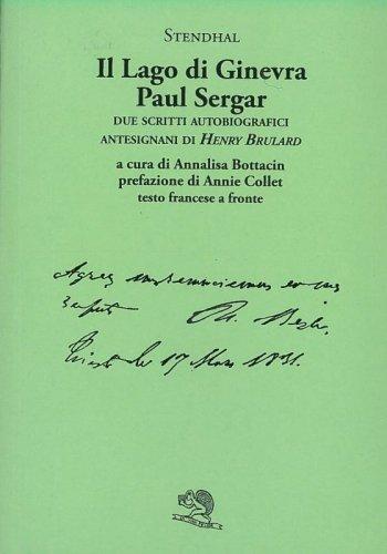 Il Lago di Ginevra - Paul Sergar
