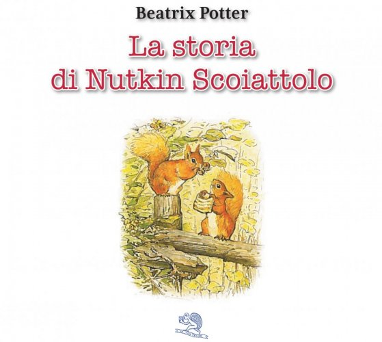 La storia di Nutkin Scoiattolo