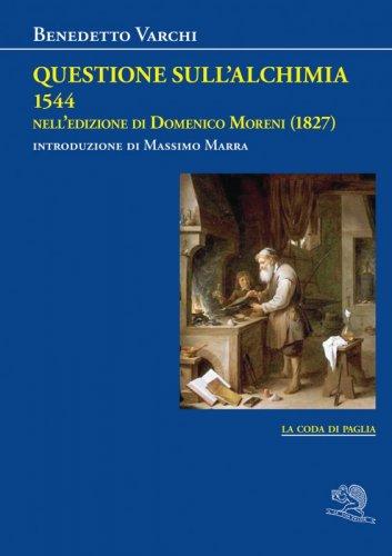 Questione sull'alchimia. 1544