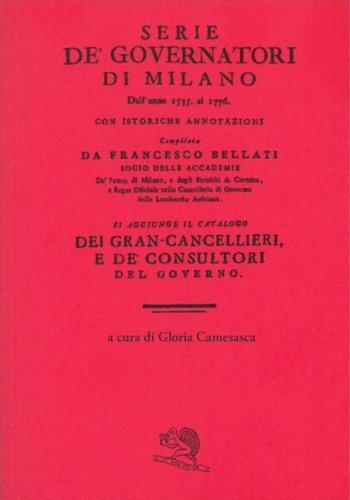 Serie de' Governatori di Milano